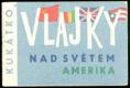 Kukátko - Vlajky nad světem - Amerika (druhé vydání)