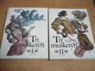 Tři mušketýři, I. a II. díl, 2 svazky