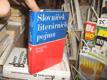 Slovníček literárních pojmů