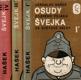 Osudy dobrého vojáka Švejka za světové války (Díl I až IV) Jaroslav Hašek