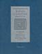 Kabala a kabalisté antologie, D. Ž. Bor (p)