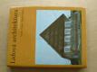 Lidová architektura - encyklopedie (1983)