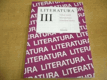Literatura III. Výbor textů, interpretace, l