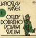 LP - Jaroslav Hašek - Osudy dobrého vojáka Švejka vypravuje Jan Werich 1