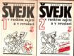 Švejk v ruském zajetí a v revoluci (2 svazky)