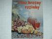 Víno,hrozny rozinky