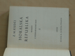 Horalská republika (1932) Román z Podkarpatské rusi