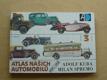 Atlas našich automobilů 3 1929-1936 (1989)