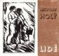 Miloslav Holý - Lidé - Grafika se sociální tematikou z let 1920-1924