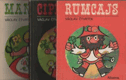 Rumcajs / Cipísek / Manka