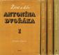 Otakar Šourek - Život a dílo Antonína Dvořáka I-IV (4 sv.)