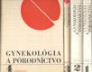 Gynekológia a pôrodníctvo I.-IV. (veľký formát)