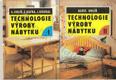 Technologie výroby nábytku I a II (pro 2. a pro 3. ročník studijního oboru Nábytkářství)