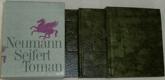 Kniha erotiky, Seifert J. - Jaro, sbohem, Toman K. - Torzo života, Melancholická pouť, Sluneční hodiny, Měsíce