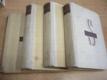 Tichý Don I., II., III., IV. část, 4 svazky (