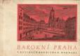 Barokní Praha v rytinách Bedricha B. Wernera