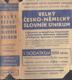 Velký česko-německý slovník Unikum