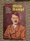 Hitlerův Mein Kampf s komentářem Jiřího Hájka