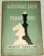 Praha 1951 - pásmový turnaj FIDE
