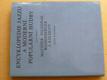 Encyklopedie jazzu a moderní populární hudby - část věcná (1980)