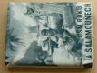 Osm roků na Šalamounech (1948) obálka Burian