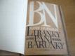 Líbánky paní Barunky. Zápisky o Boženě Němcové