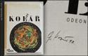 JIŘÍ KOLÁŘ. - 1993. Podpis Jiřího Koláře na titulním listě. - 10399697161