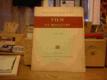 Martinů Bohuslav - Film. En Miniature (noty)