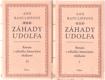 Záhady Udolfa I., II. (2 svazky)