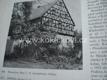 Lidová architektura v Československu hrázděné stavby aj