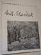 Antonín Slavíček - výtvarné zjevy