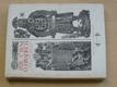 Čtení o hradech (1971) dřevoryty Zdeněk Mézl