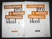 Literatura pro 2. ročník středních škol - učebnice + pracovní sešit