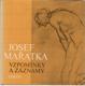 Josef Mařatka - Vzpomínky a záznamy