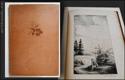 KŘIČKA, PETR: ŠÍPKOVÝ KEŘ. - 1929. Tři signované lepty Petr Dillinger, podpis autora. - 10458592137