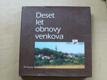 Deset let obnovy venkova 1991-2001(2002)
