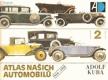 ATLAS NAŠICH AUTOMOBILŮ 2 1914 - 1928