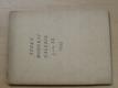 10. IX. 1933 Praha - úpr.Kaláb, 100 výtisků