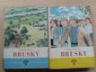Brusky 1-4 (1951) obálky a ilustrace K. Lhoták