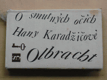 O smutných očích Hany Karadžičové (1971)