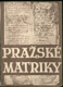 Pražské matriky farní