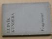 Fragment - ódy, sarkasmy, truchlení (Blok 1967)