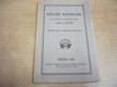 Věcný katalog. Pro knihkupce a knihovníky