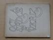 Oči a srdce (1970) Malé prózy o květinách - 700 výtisků