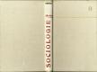 Sociologie sedláka a dělníka  příspěvek k sociologii společenských vrstev