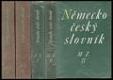 Česko-německý a Německo-český slovník I.-IV.