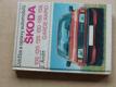 Údržba a opravy automobilů Škoda 105-120-130-136, Garde, Rapid (1989)