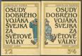 Osudy dobrého vojáka Švejka za světové války 1,2 a 3,4