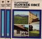 Vlastivedný slovník obcí na Slovensku 1 - 2 - 3