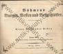 Böhmens- Burgen, Festen und Brugschlösser  (fünfter Band, sechster Band)
